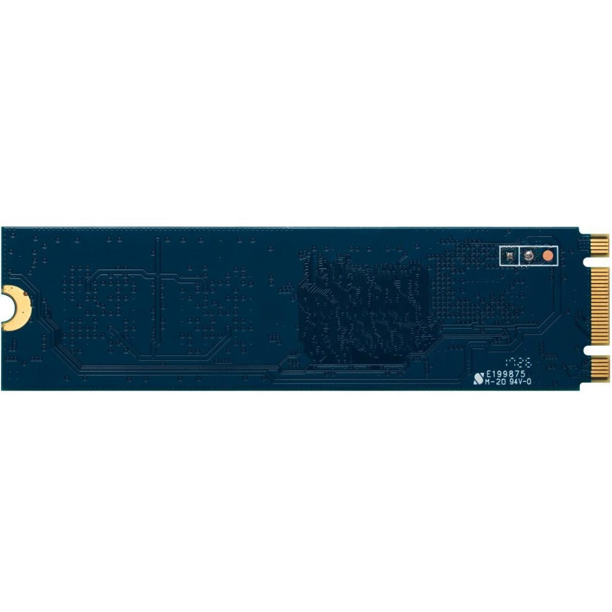 SSD Kingston UV500, 480GB, M.2 2280, Sata, Leitura 520MBs e Gravação 500MBs, SUV500M8-480G