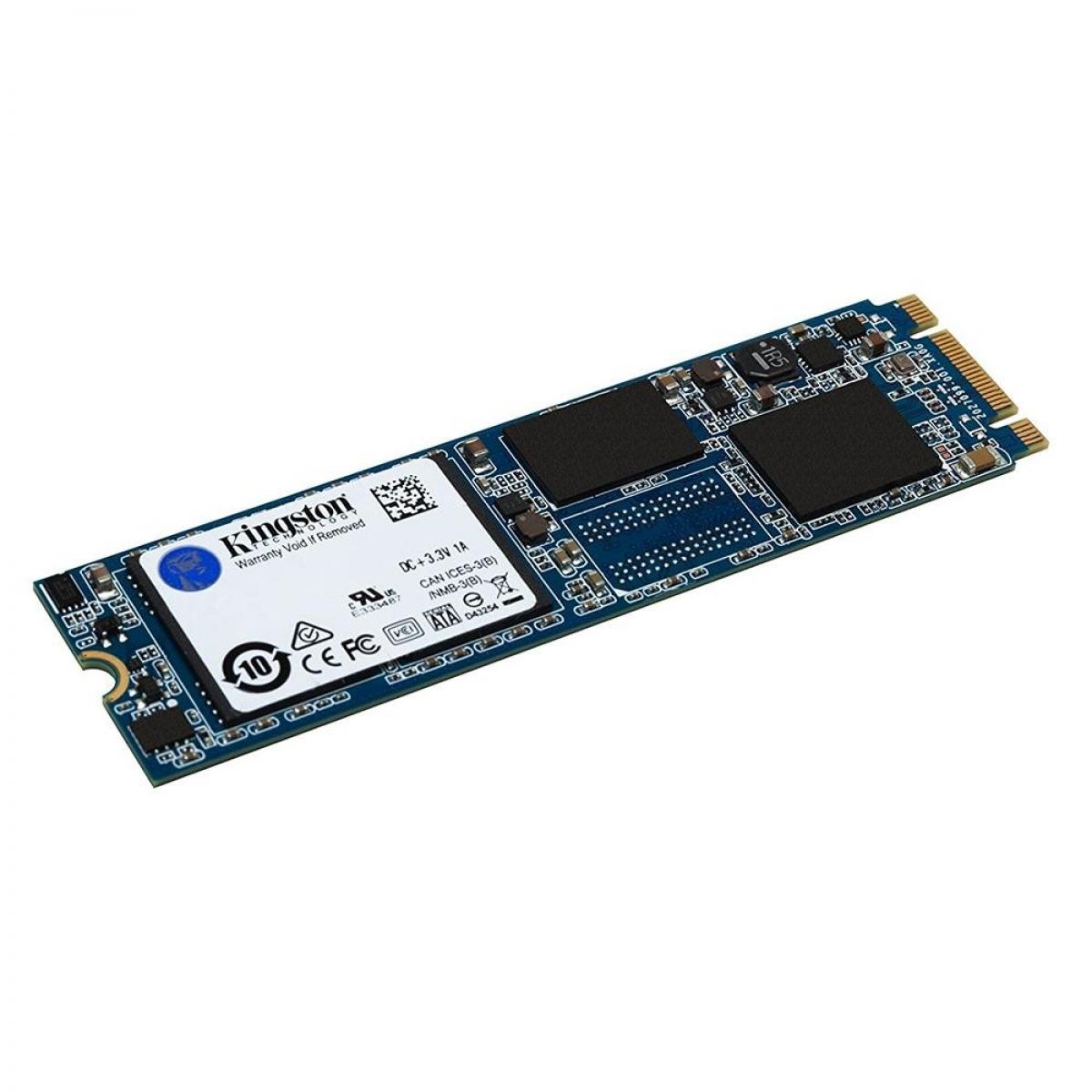 SSD Kingston UV500, 960GB, M.2 2280, NVMe, Leitura 520MBs e Gravação 500MBs, SUV500M8/960G
