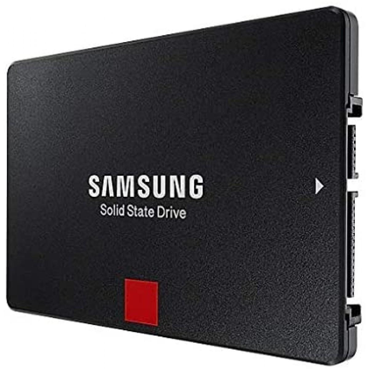 SSD Samsung 860 PRO, 2TB, Sata III, MZ-76P2T0E