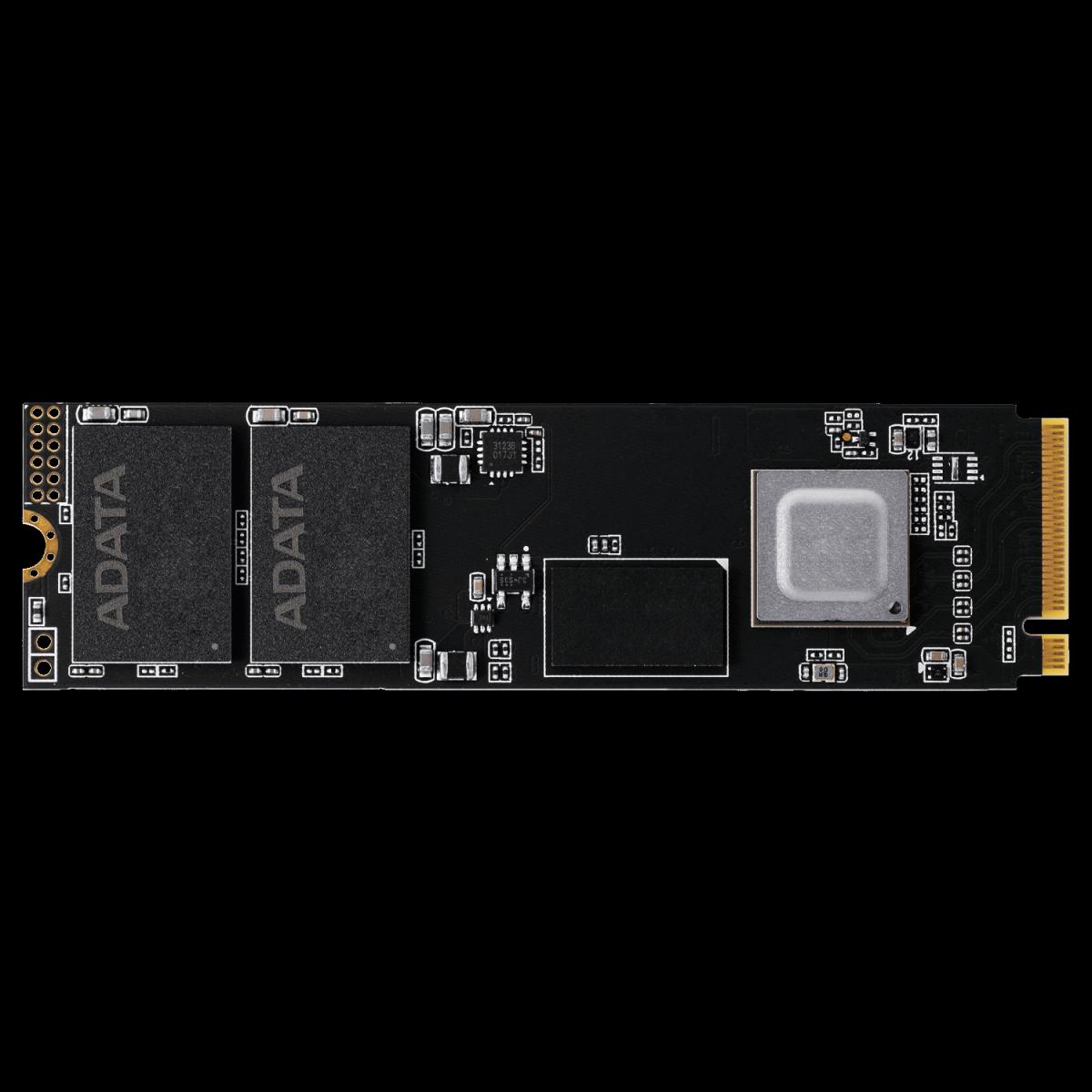 SSD XPG GAMMMIX S50 Lite 512GB, M.2 2280 NVMe, Leitura 3900MBs e Gravação 3200MBs, AGAMMIXS50L-512G-C