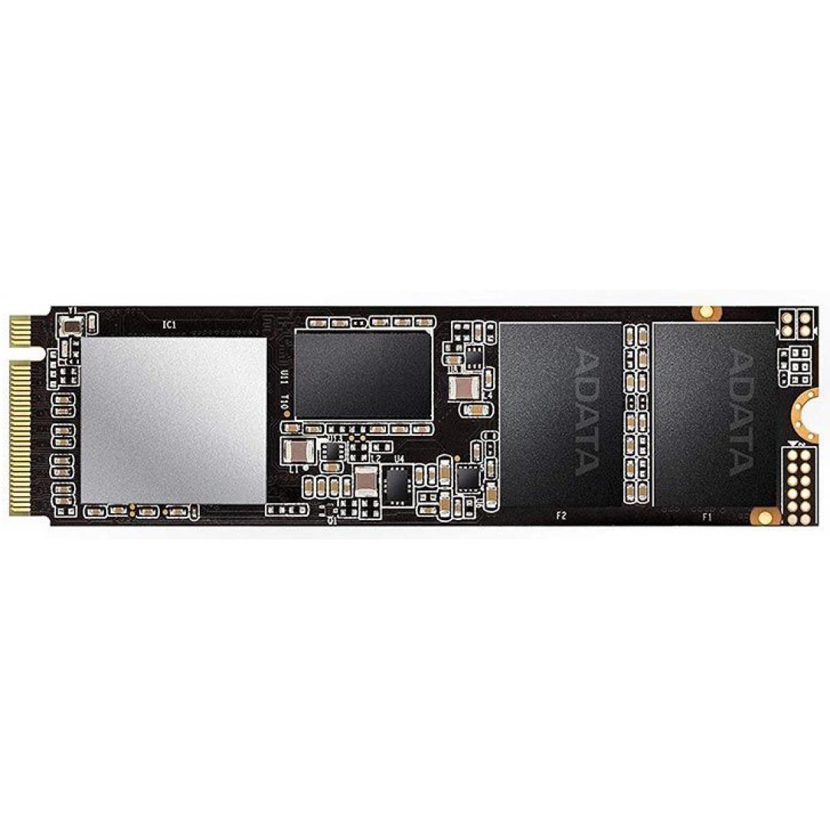 SSD XPG SX8200 Pro, 256GB, M.2 2280, NVMe, Leitura: 3500MBs e Gravação: 3000MBs, ASX8200PNP-256GT-C