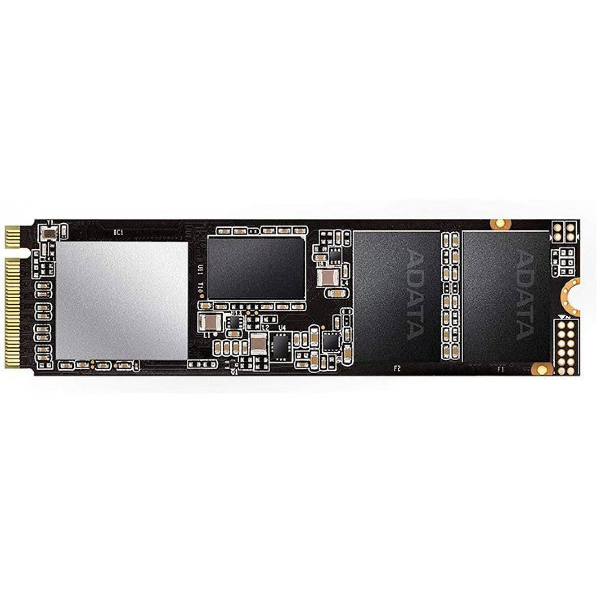 SSD XPG SX8200 PRO, 512GB, M.2 2280, NVMe, Leitura: 3500MBs e Gravação: 3000MBs, ASX8200PNP-512GT-C