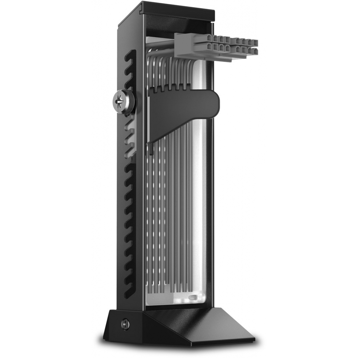 Suporte de Placa de Vídeo Deepcool GH-01 A-RGB, Black, GH-01 A-RGB