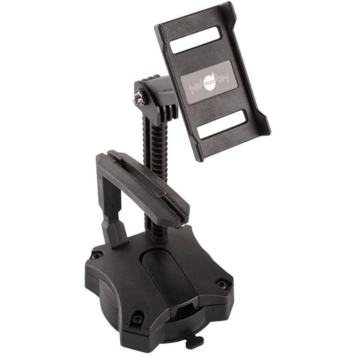 Suporte para Headset e Mouse Dazz Defender, Preto, 62000012