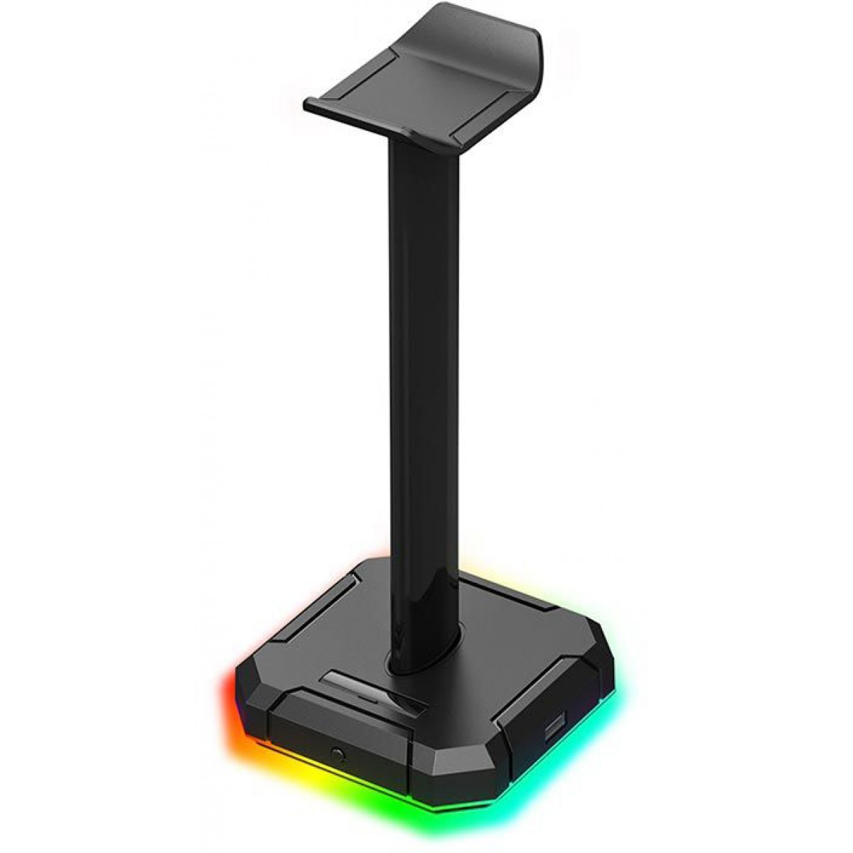 Suporte para Headset Redragon Scepter Pro RGB, Black, HA300