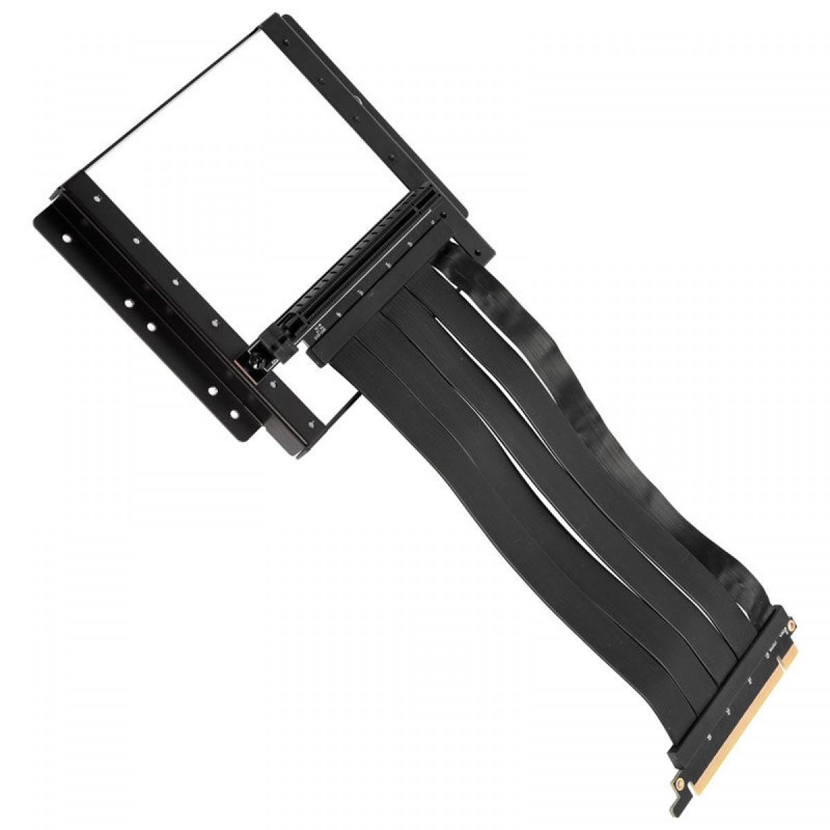 Suporte Vertical Lian Li O11D-1X com Riser para Placa de Vídeo