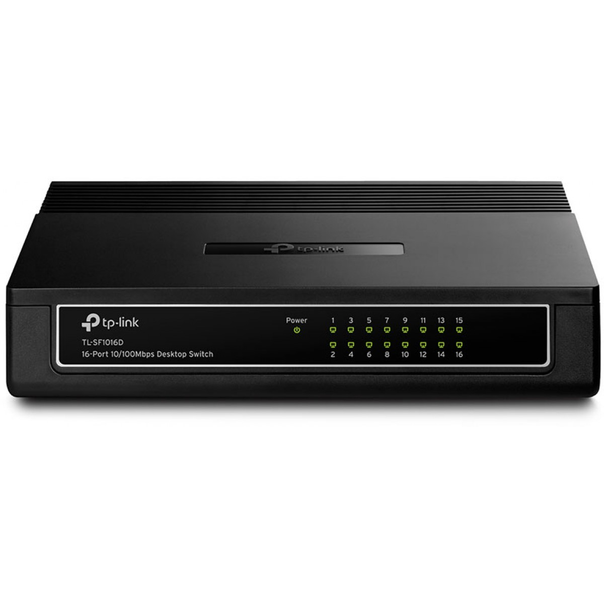Switch Ethernet 16 Portas TP-Link , 10/100 Mbps, TL-SF1016D