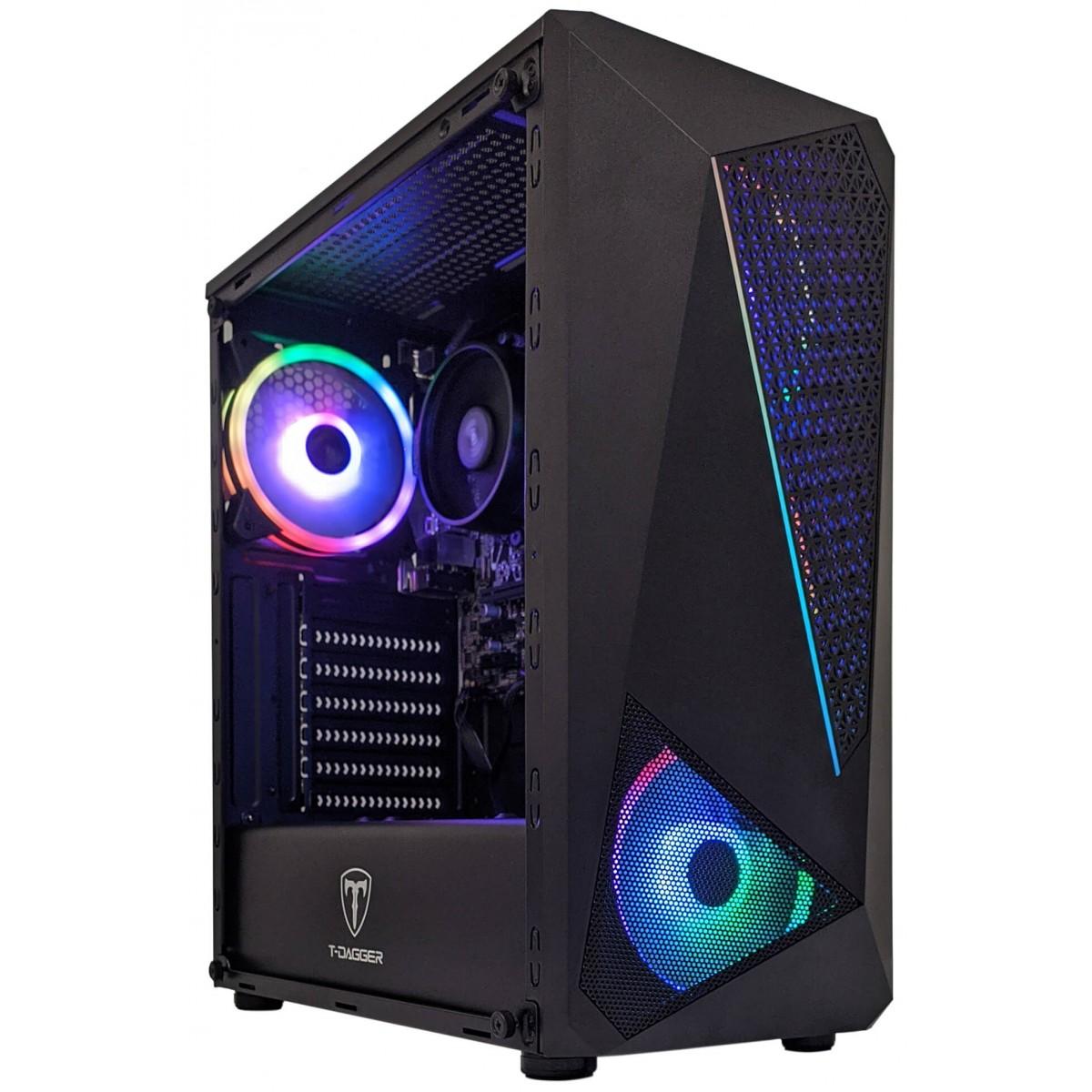 Pc Gamer T-Moba Blade LVL-3 AMD Ryzen 3 3200G / DDR4 16GB (2x8GB) / HD 1TB