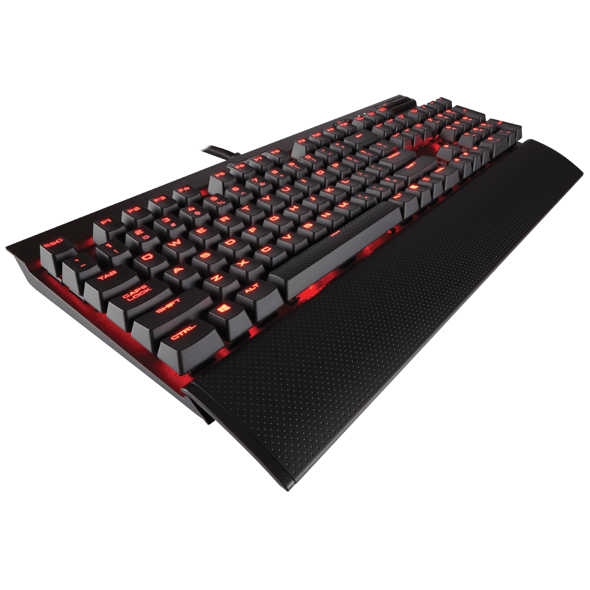Teclado Corsair Gamer Mecânico Rapidfire K70, Switch Cherry MX Speed, CH-9101024-NA