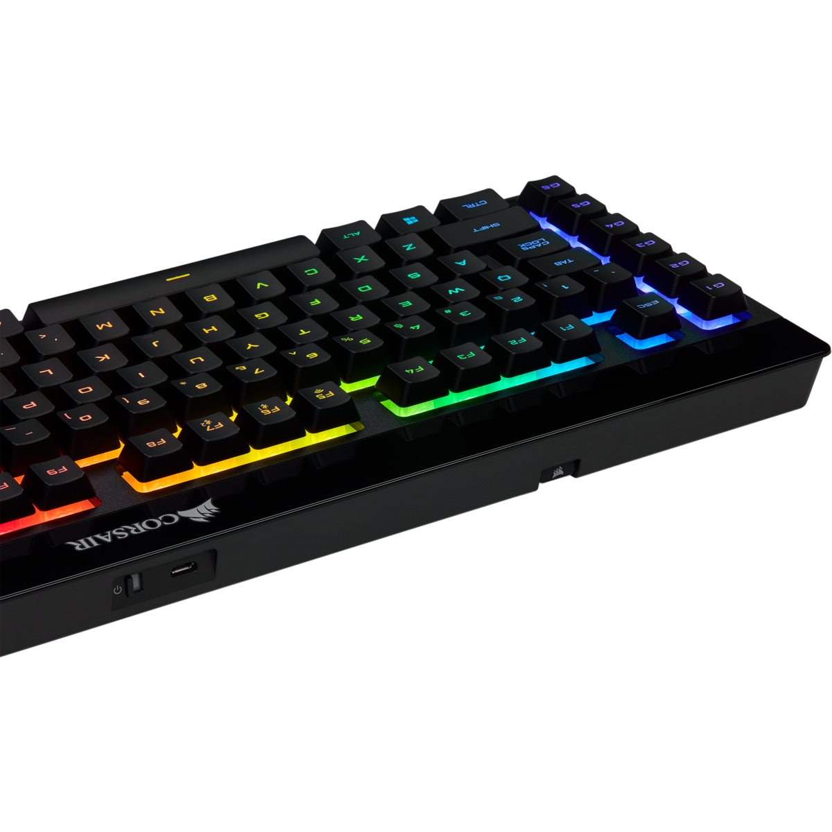 Teclado Gamer Corsair 57 RGB WIRELESS, Backlit RGB LED CH-925C015-NA