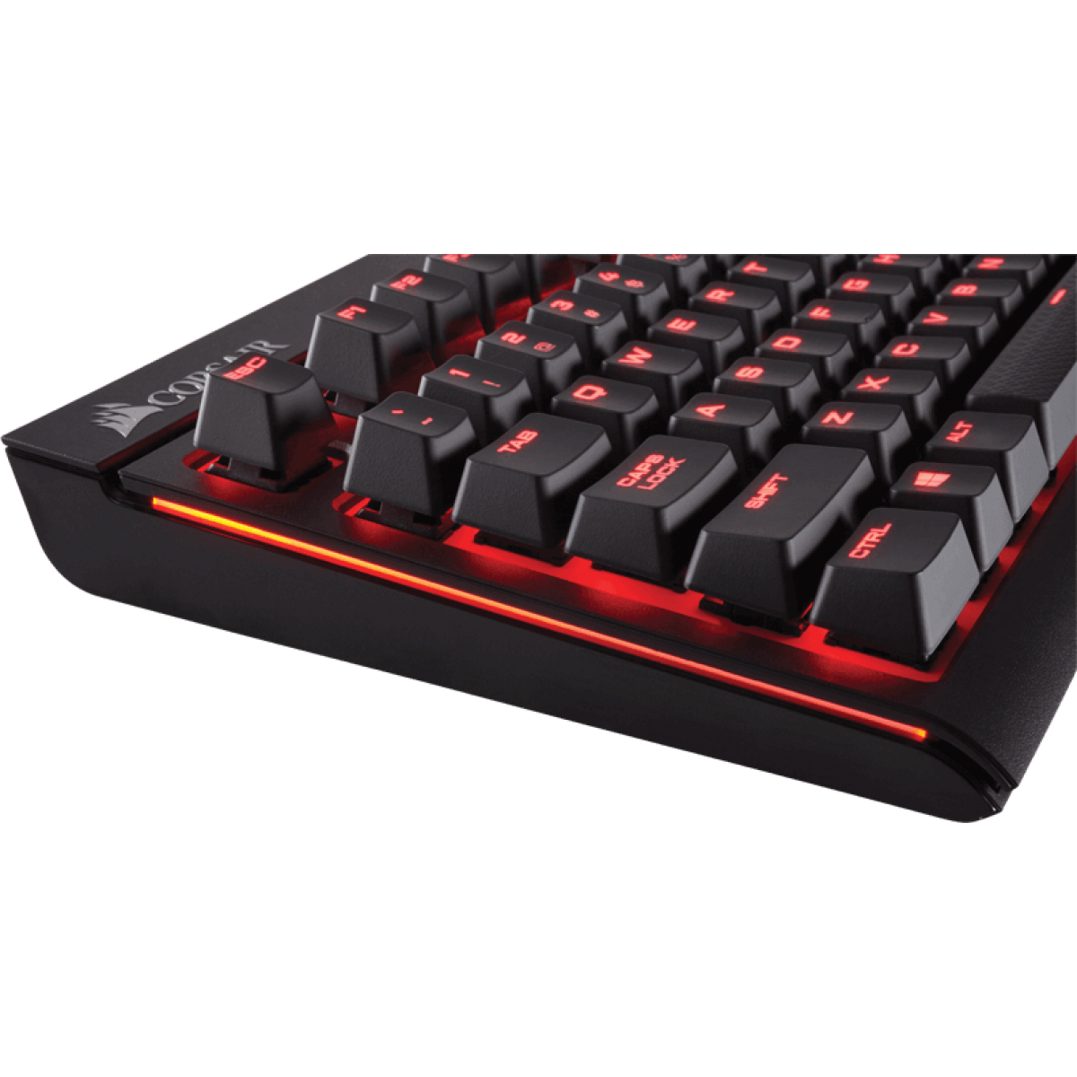 Teclado Mecânico Corsair Gamer Strafe, Switch Cherry MX Brown, CH-9000092-NA