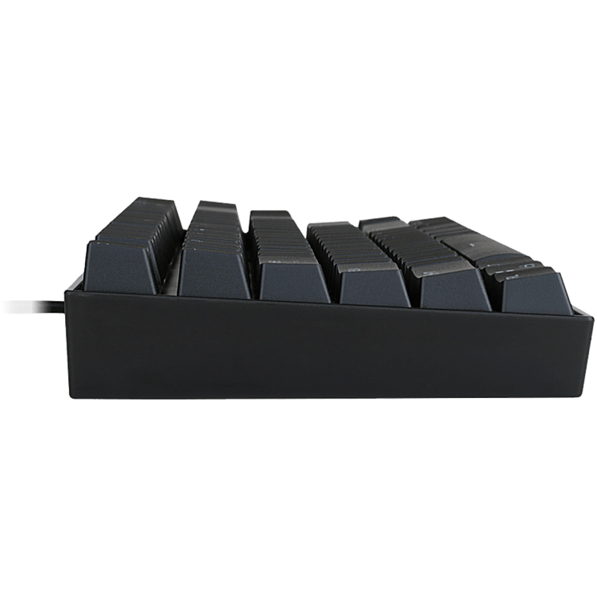 Teclado Mecânico Gamer Redragon Kumara K552 RGB, Switch Red, ABNT2, Black