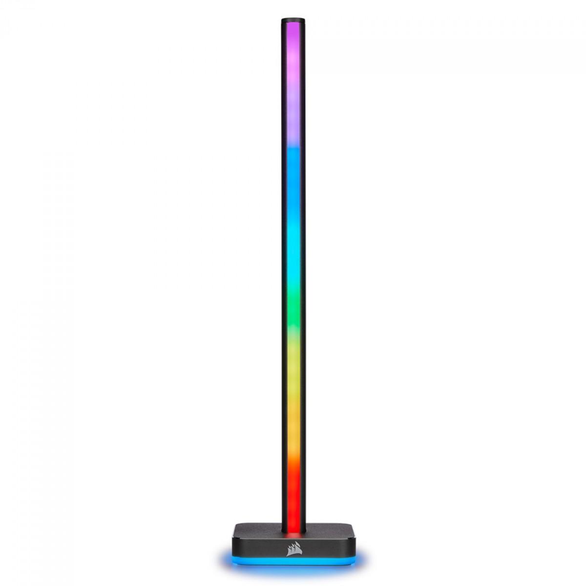 Torre de Iluminação Corsair ICUE LT100, RGB, CD-9010003-WW