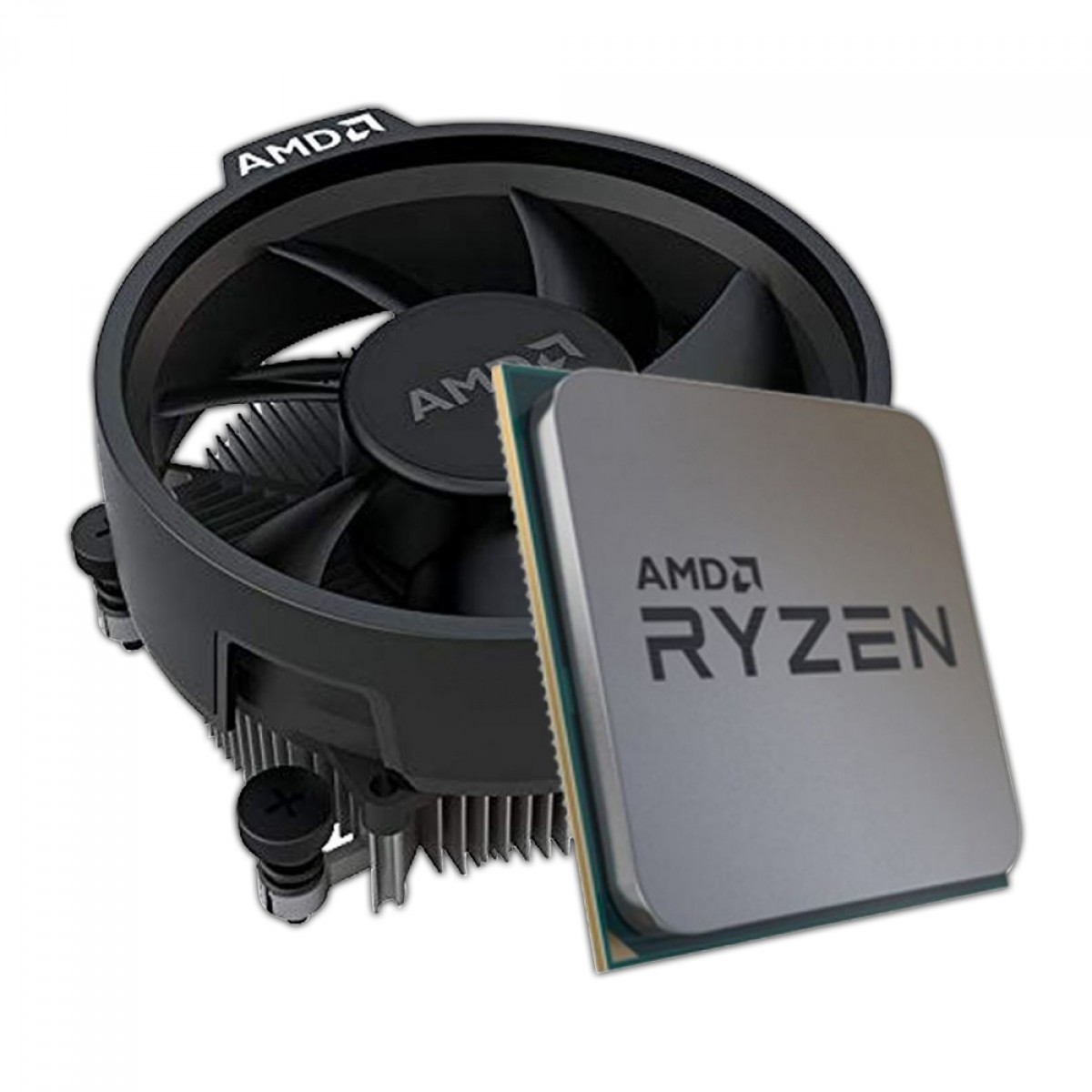 Kit Upgrade Asrock B450M Steel Legend + AMD Ryzen 3 3300X 3.8GHz + 8GB DDR4 3000MHz