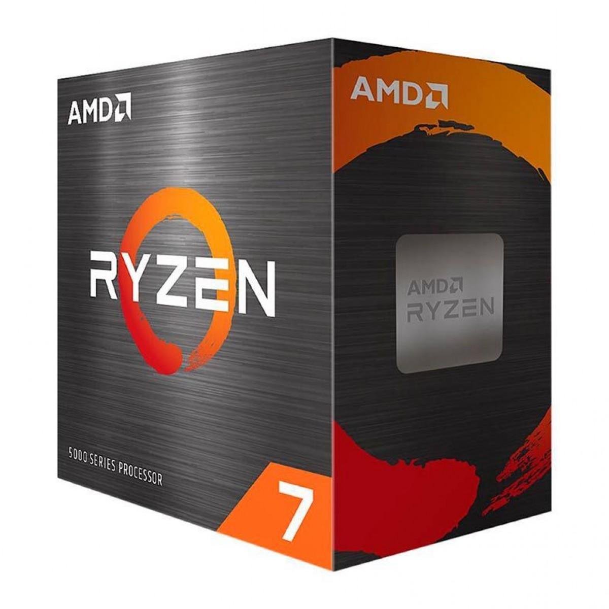 Kit Upgrade, AsRock A520M-HDV + AMD Ryzen 7 5700G + Memória DDR4, 8GB 3000MHz