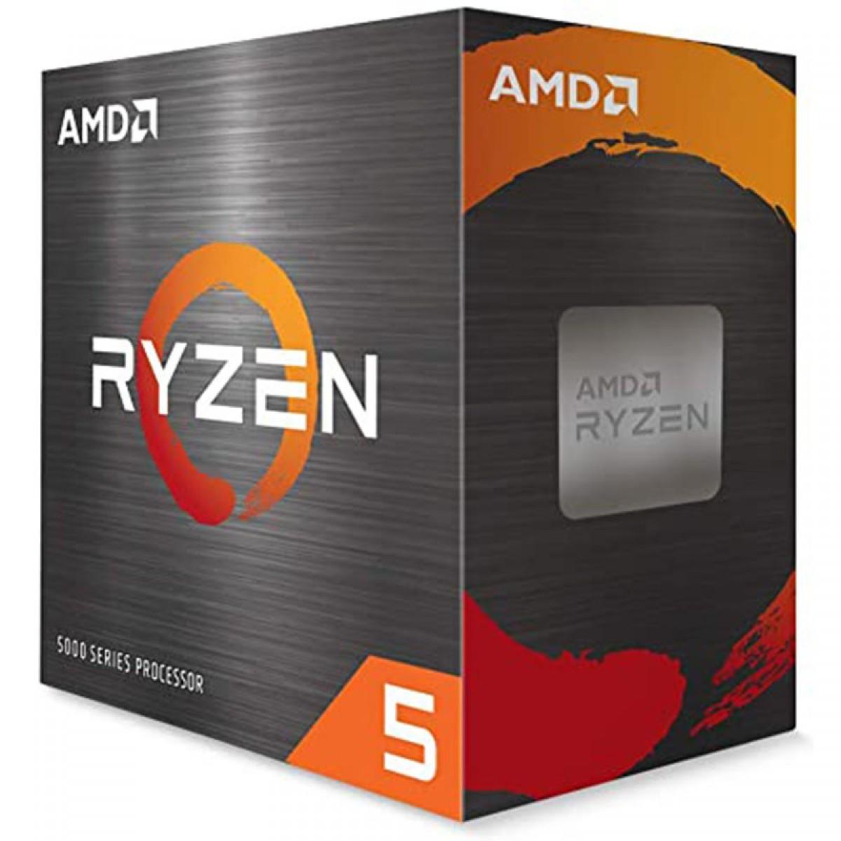 Kit Upgrade, Asus Prime B450M Gaming/BR + AMD Ryzen 5 5600G + Memória DDR4, 8GB/3000MHz