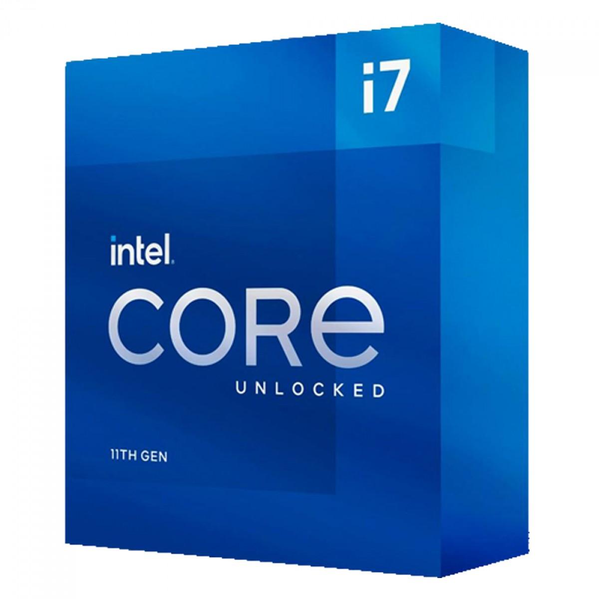Kit Upgrade,  ASRock Z590 Steel Legend + Intel Core i7 11700K