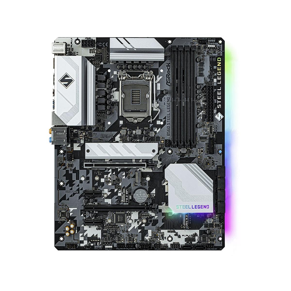 Kit Upgrade, ASRock B560 Steel Legend + Intel Core i7 11700F