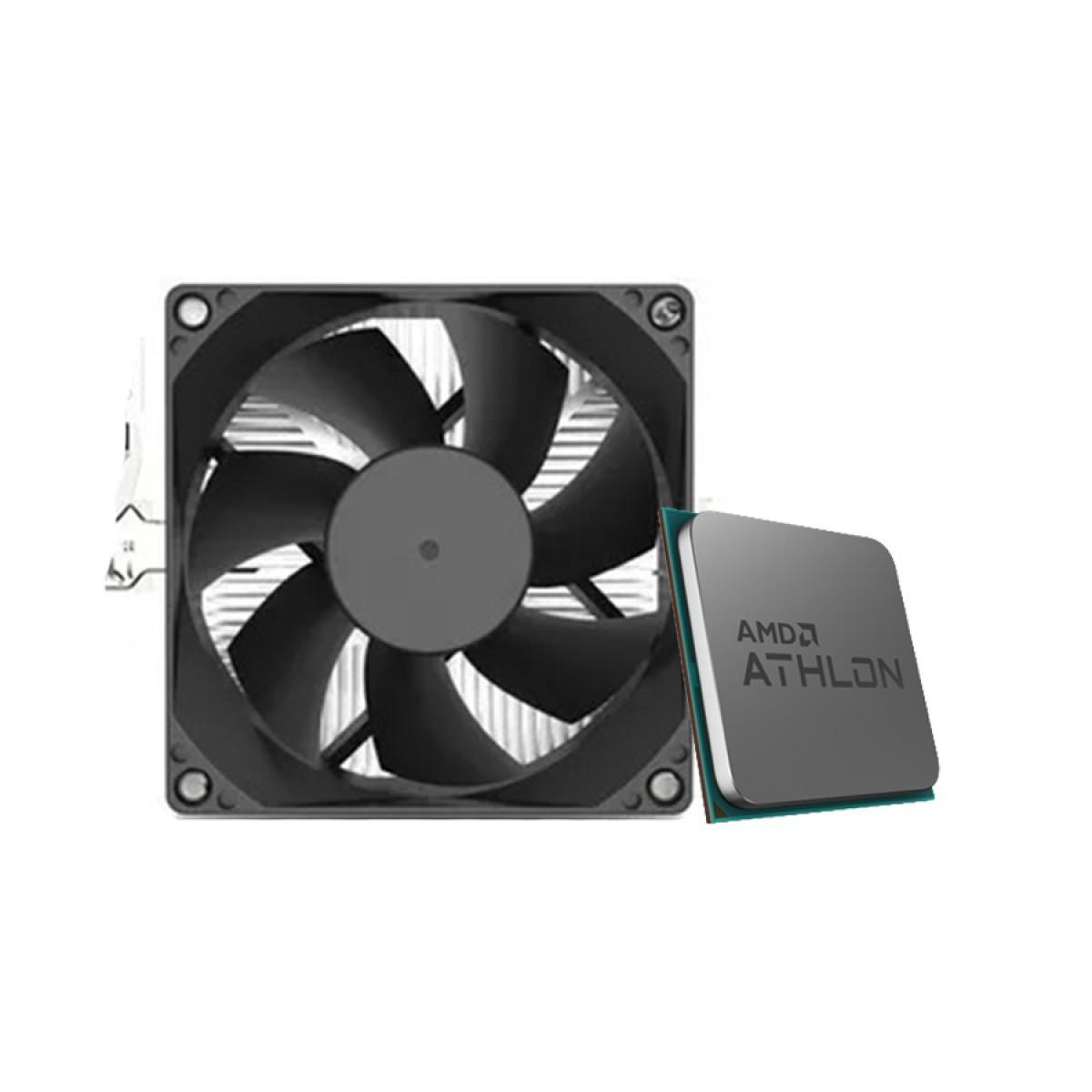 Kit Upgrade Athlon 200GE + ASUS PRIME A320M-K