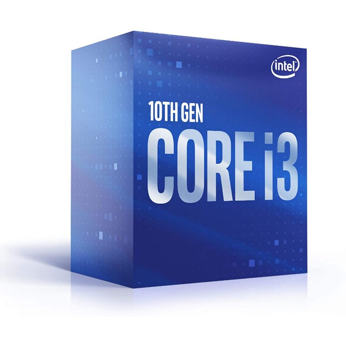 Kit Upgrade Biostar Radeon RX 550 4GB + Intel Core i3 10105F + Geil Evo Potenza 8GB 3000MHz