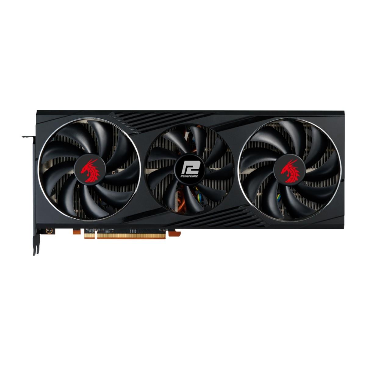 Kit Upgrade PowerColor Radeon RX 6800 Red Dragon + AMD Ryzen 9 5900X + Brinde Jogo Dirt 5