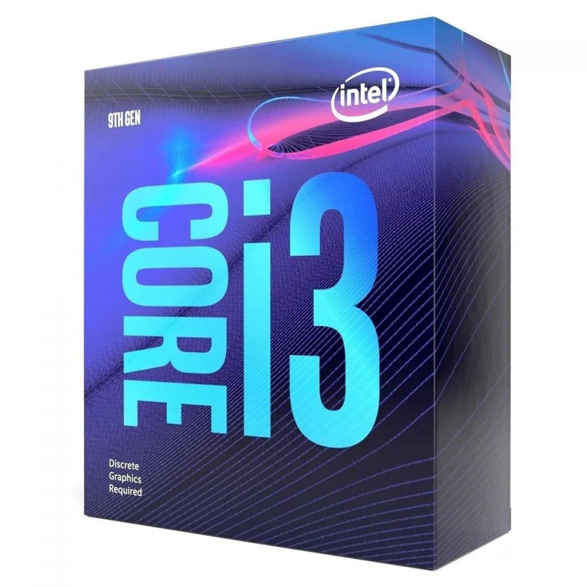 Kit Upgrade, MSI H310M PRO-VDH Plus + Intel Core i3 9100F