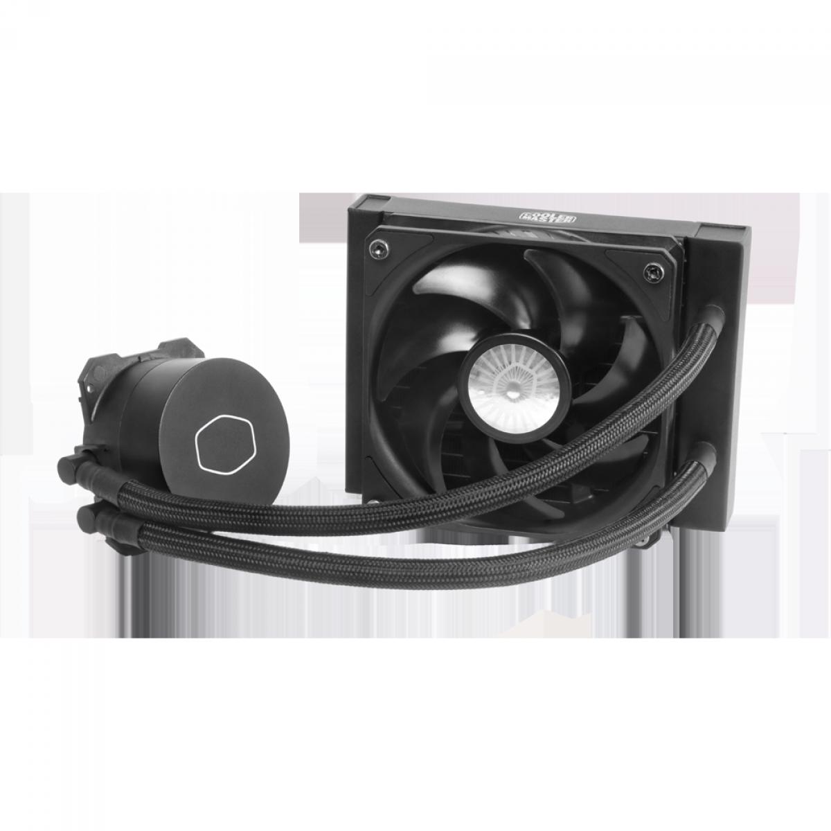 Water Cooler Cooler Master MasterLiquid ML120L 120mm, Intel-AMD, MLW-D12M-A18PK-R2