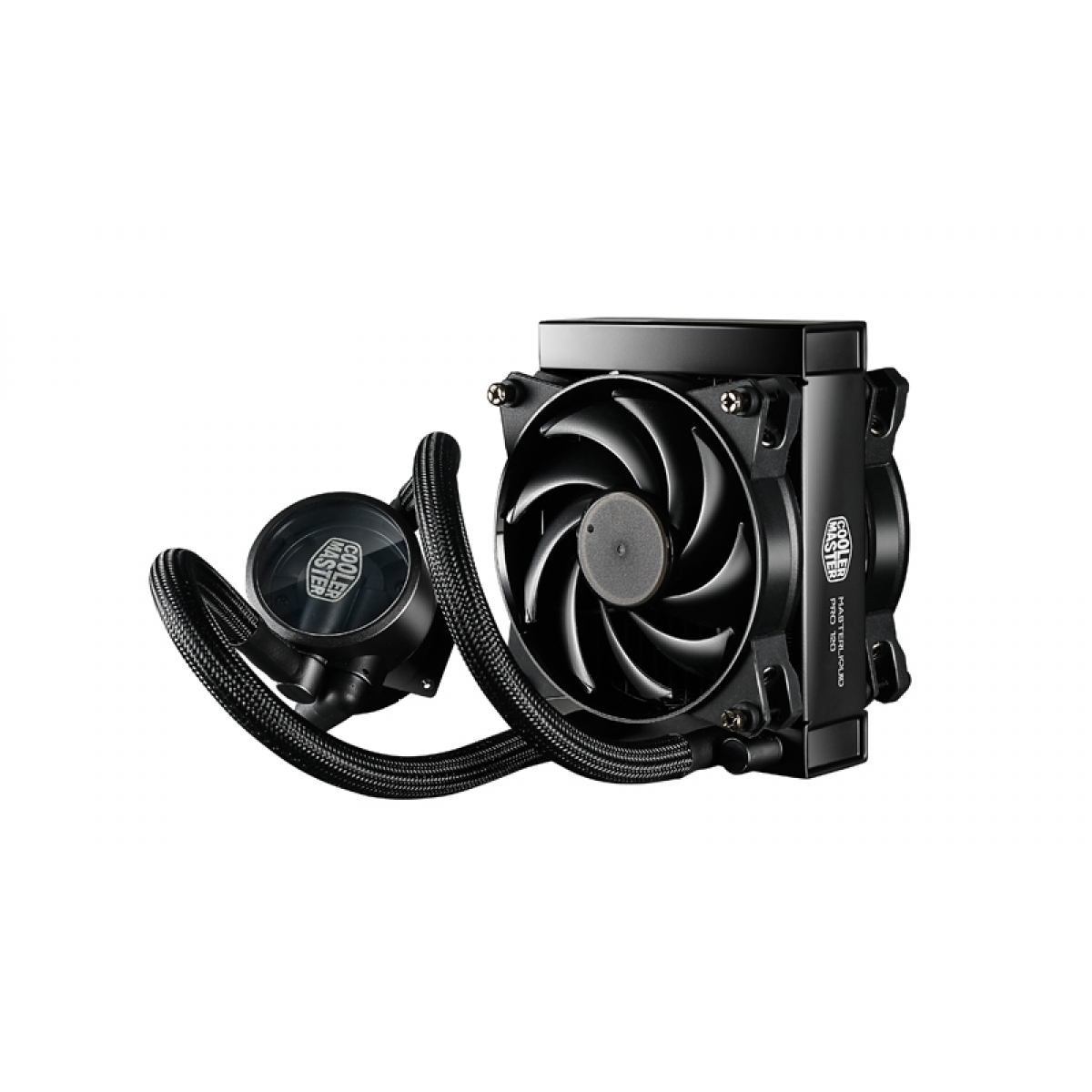 Water Cooler Cooler Master MasterLiquid Pro, 140mm, Intel, MLY-D14M-A22MB-R1
