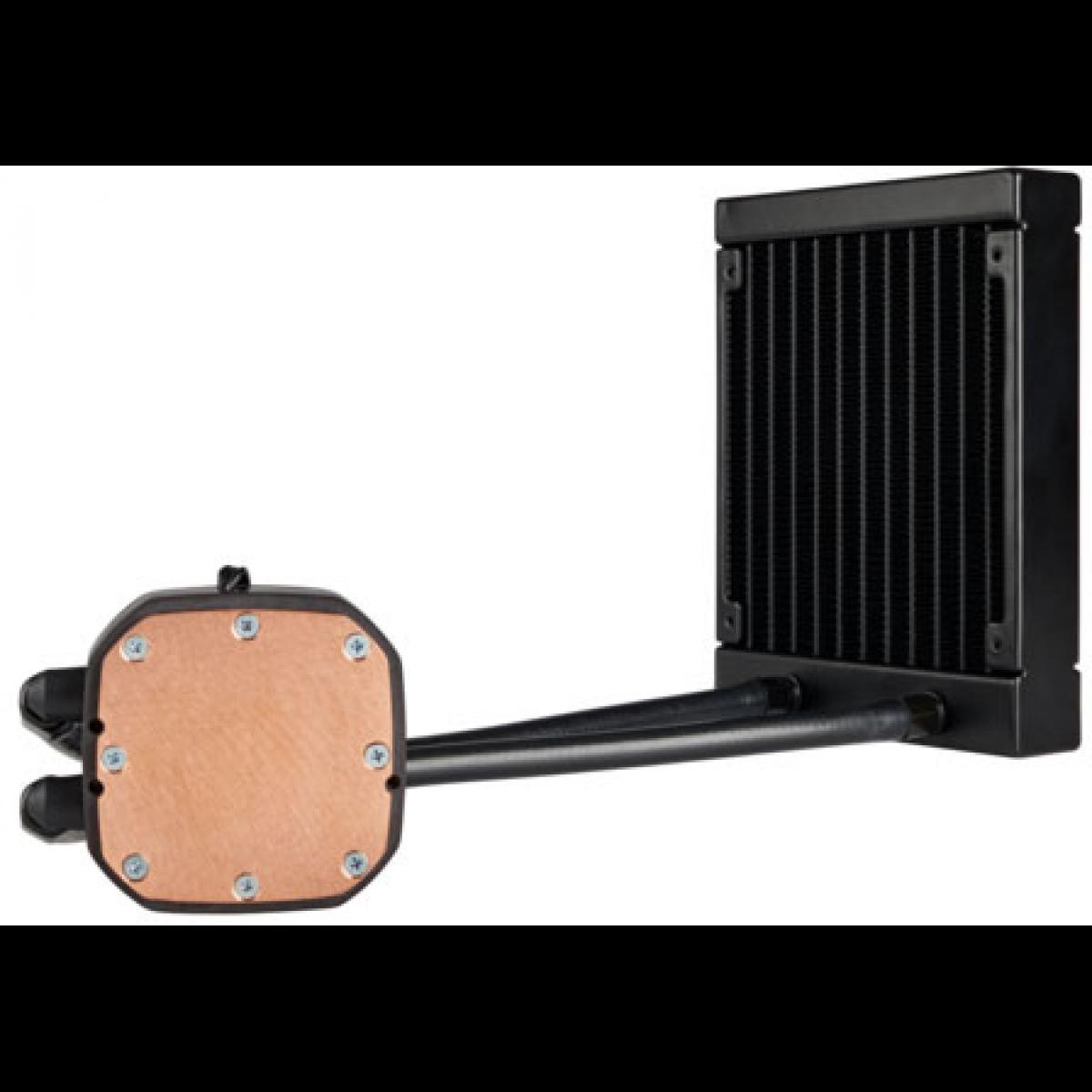Water Cooler Corsair H60, 120mm, Intel-AMD, CW-9060036-WW