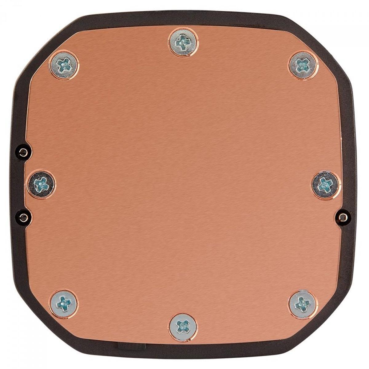 Water Cooler Corsair iCue H115i RGB PRO XT, 280mm, Intel-AMD, CW-9060044-WW