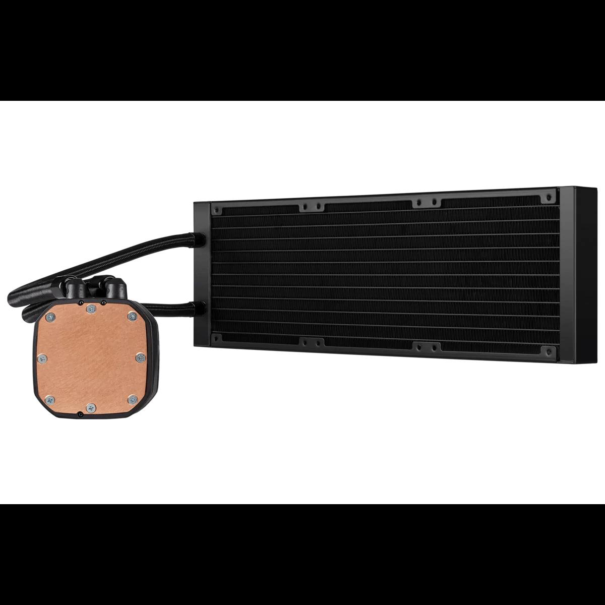 Water Cooler Corsair iCue H150i RGB PRO XT, 360mm, Intel-AMD, CW-9060045-WW