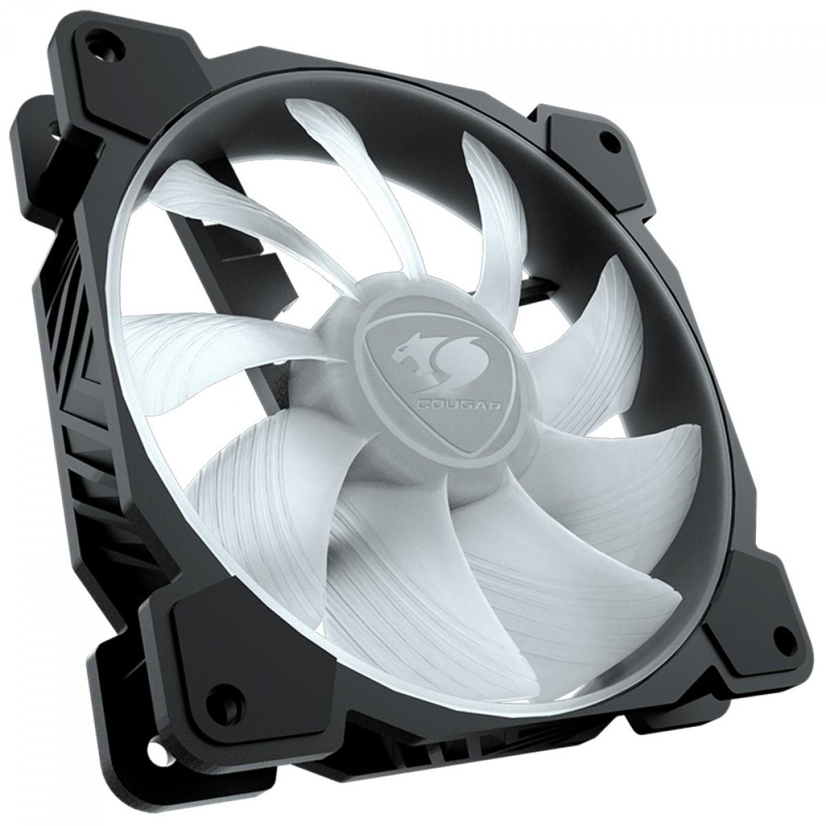 Water Cooler Cougar Aqua ARGB, 360mm, Intel-AMD, CGR-AQUA ARGB 360