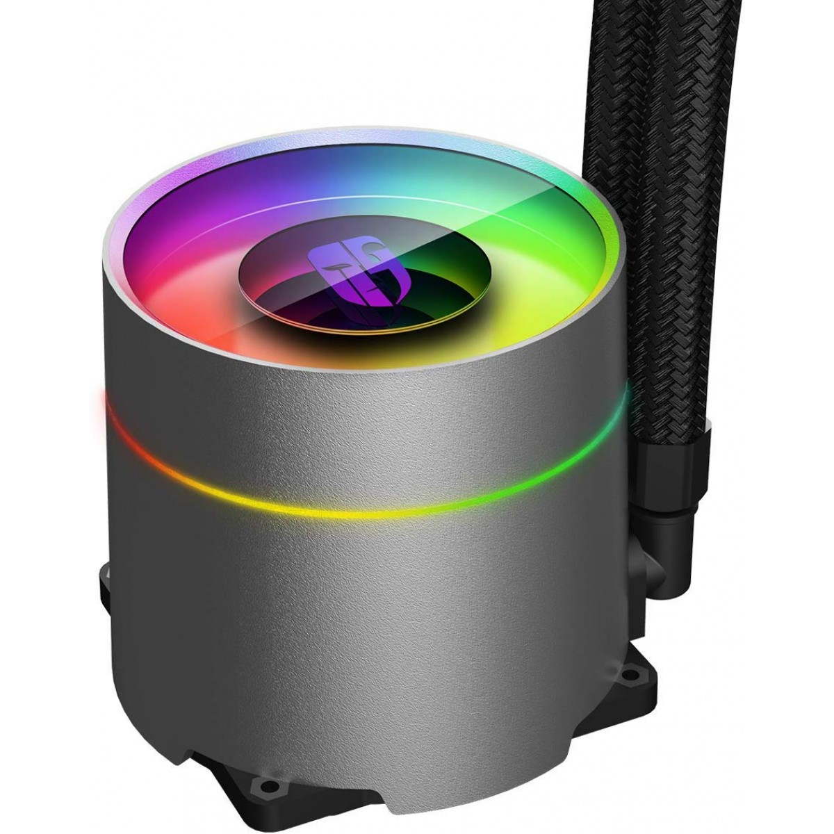 Water Cooler DeepCool Castle 240EX, RGB 240mm, Intel-AMD, DP-GS-H12-CSL240EX
