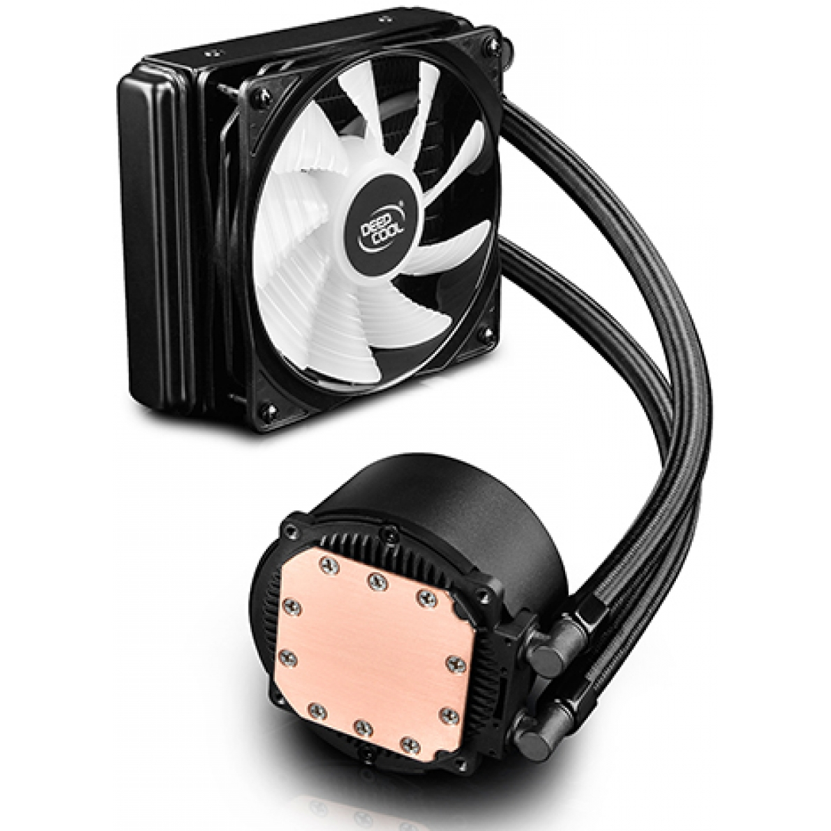 Water Cooler DeepCool Gammaxx L120, RGB 120mm, Intel-AMD, DP-H12RF-GL120RGB