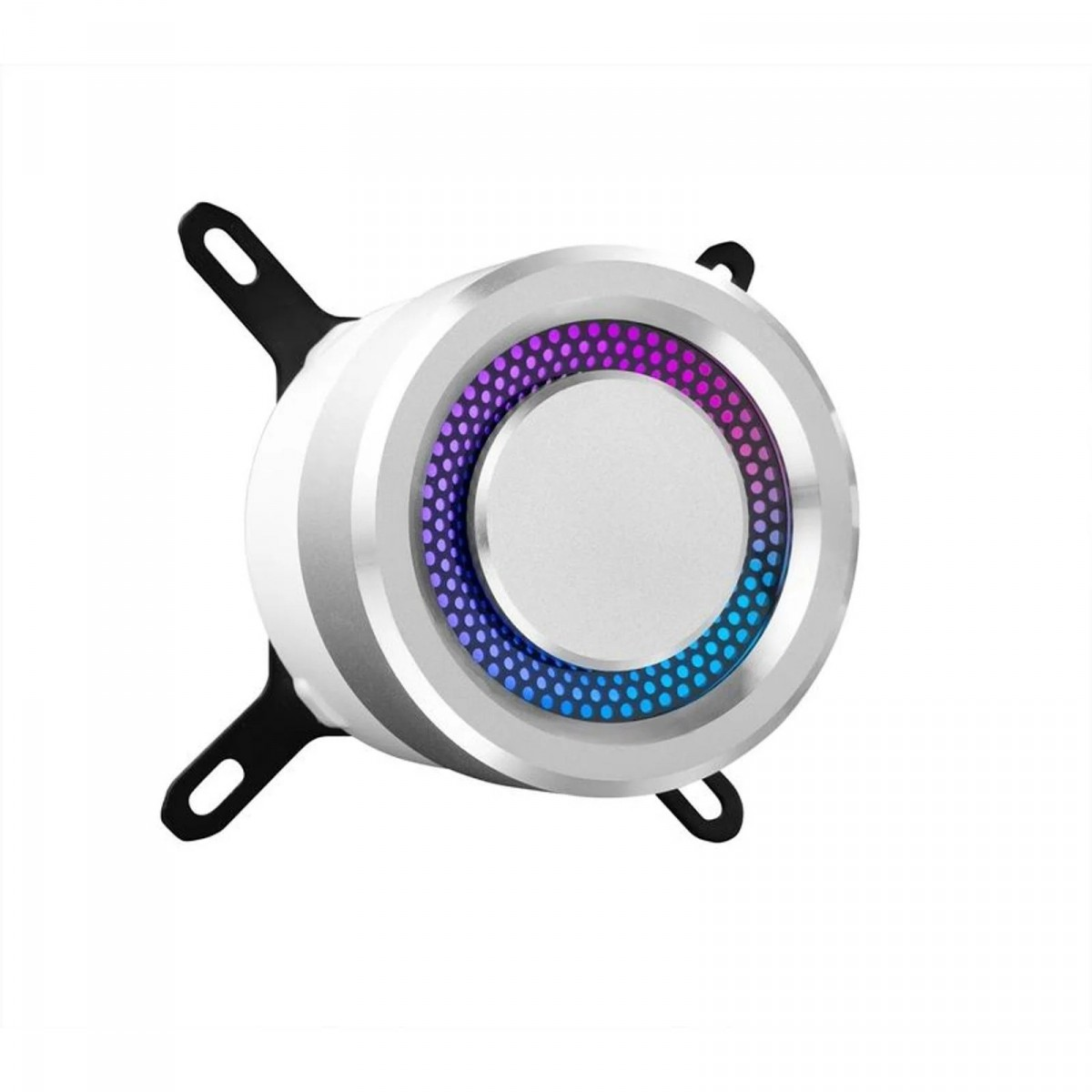Water Cooler Lian Li, Galahad, RGB 360mm, Intel-AMD, White, GA-360A WHITE