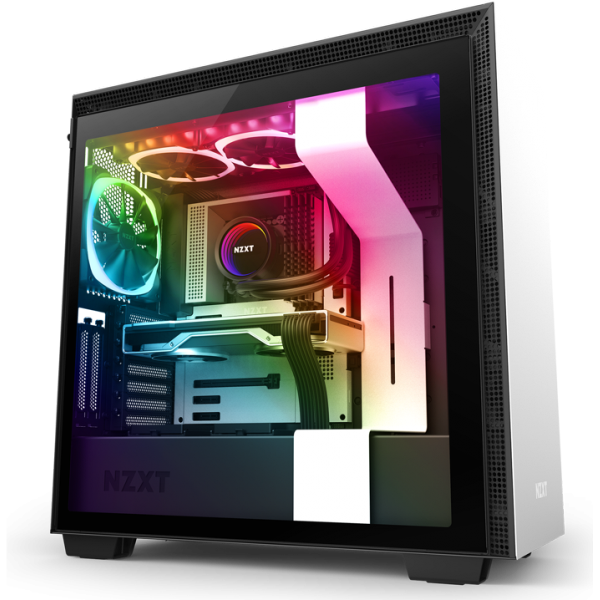 Water Cooler NZXT Kraken X53 RGB, 240mm, Intel-AMD, RL-KRX53-R1