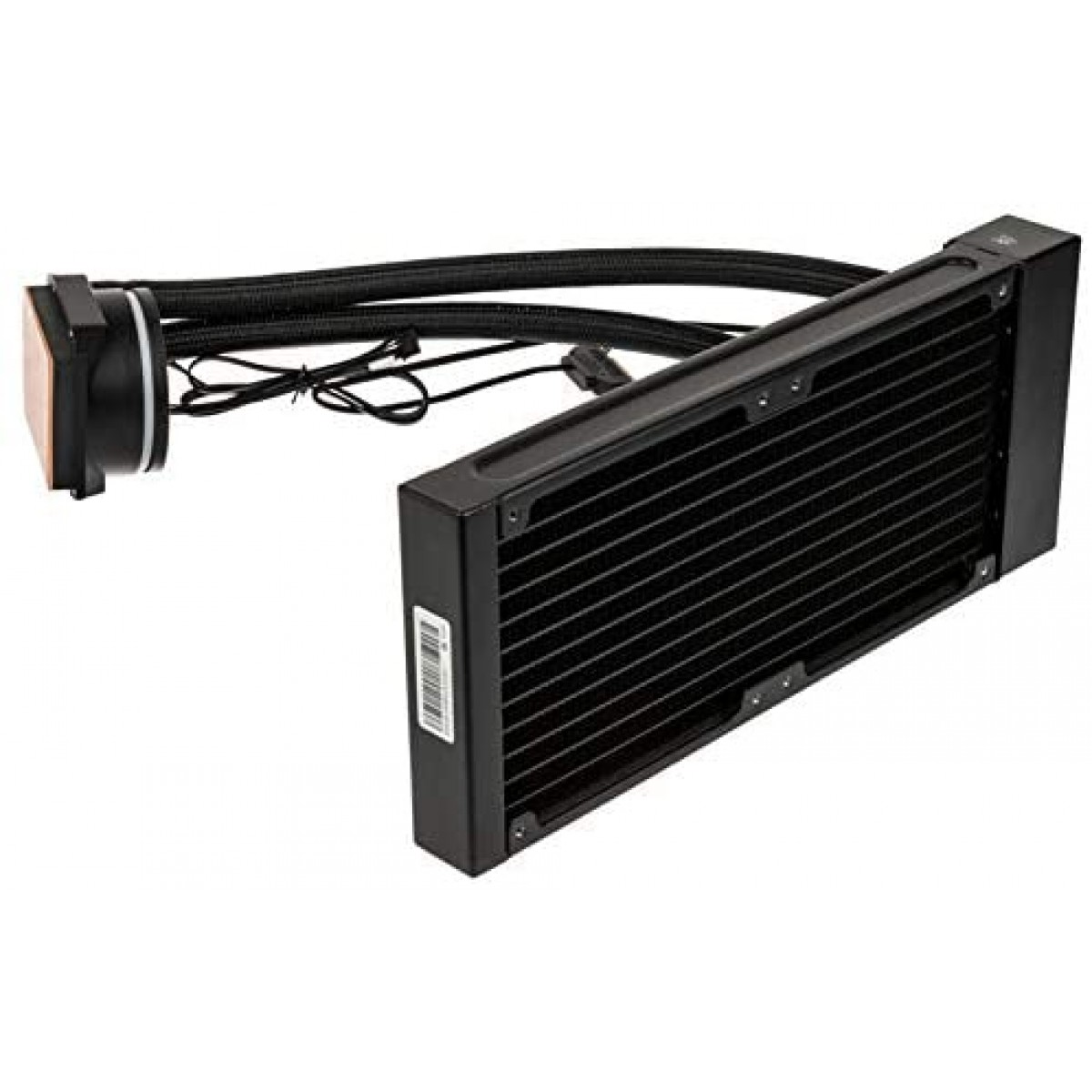 Water Cooler Raijintek EOS 240 RBW, 240mm, ARGB, Intel-AMD, 0R10B00174