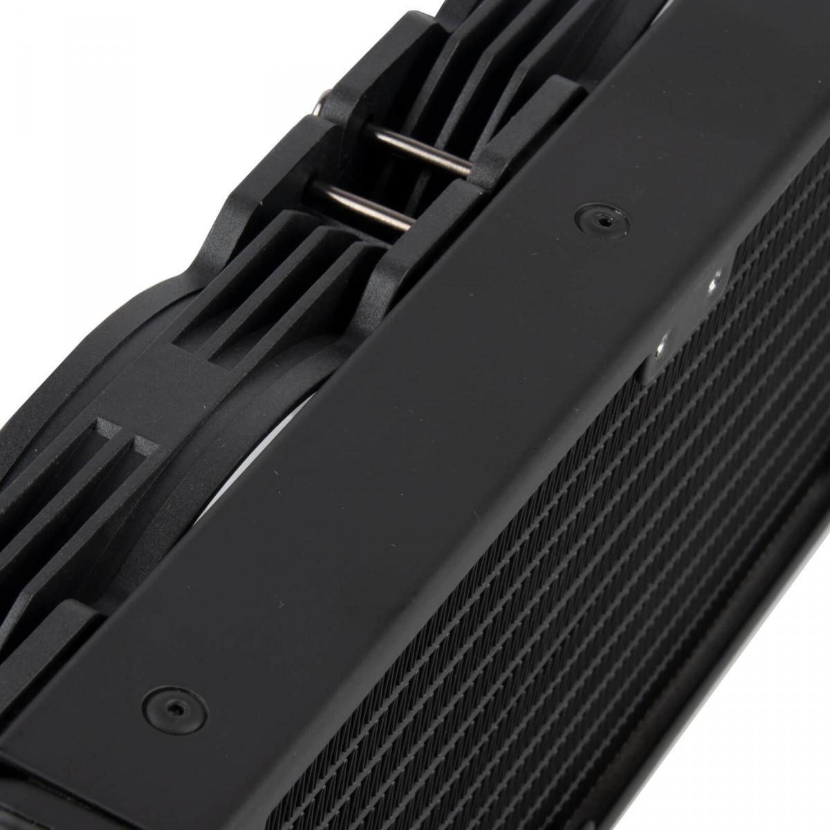 Water Cooler SilverStone IceGem 280, 280mm, Intel-AMD, SST-IG280-ARGB