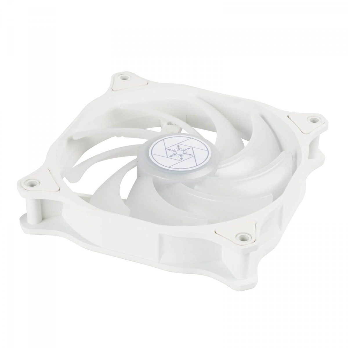 Water Cooler SilverStone PF360W-ARGB, White, 360mm, Intel-AMD, SST-PF360W-ARGB