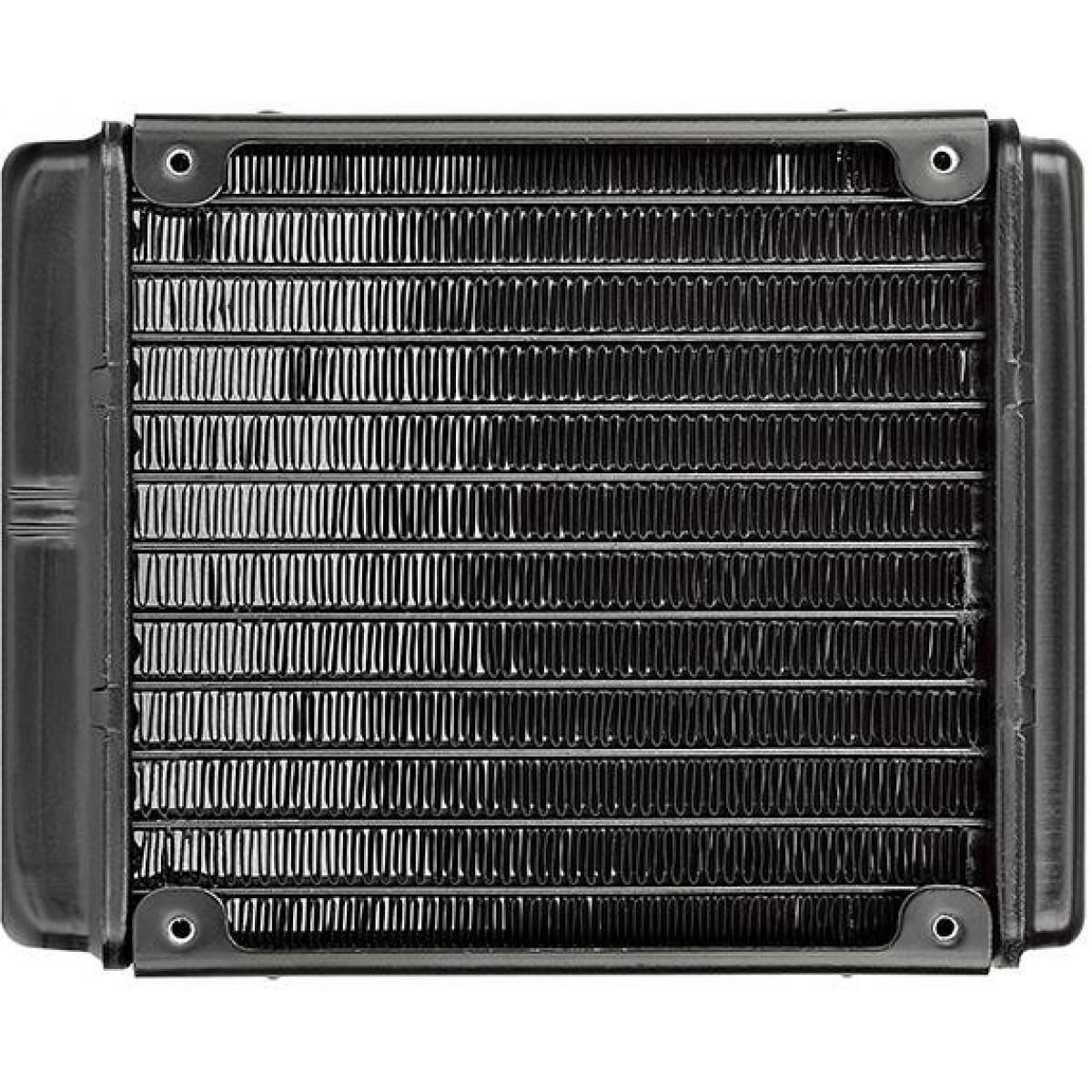 Water Cooler Thermaltake 3.0, ARGB Sync 120mm, Intel/AMD, CL-W232-PL12SW-B