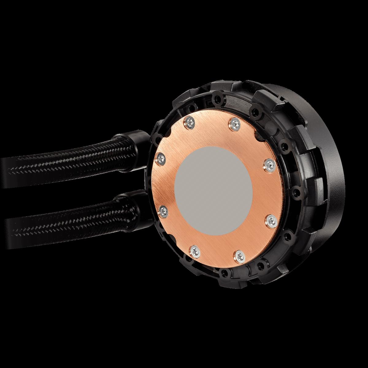 Water Cooler XPG, Levante, 360mm, RGB, Intel-AMD, 15260035