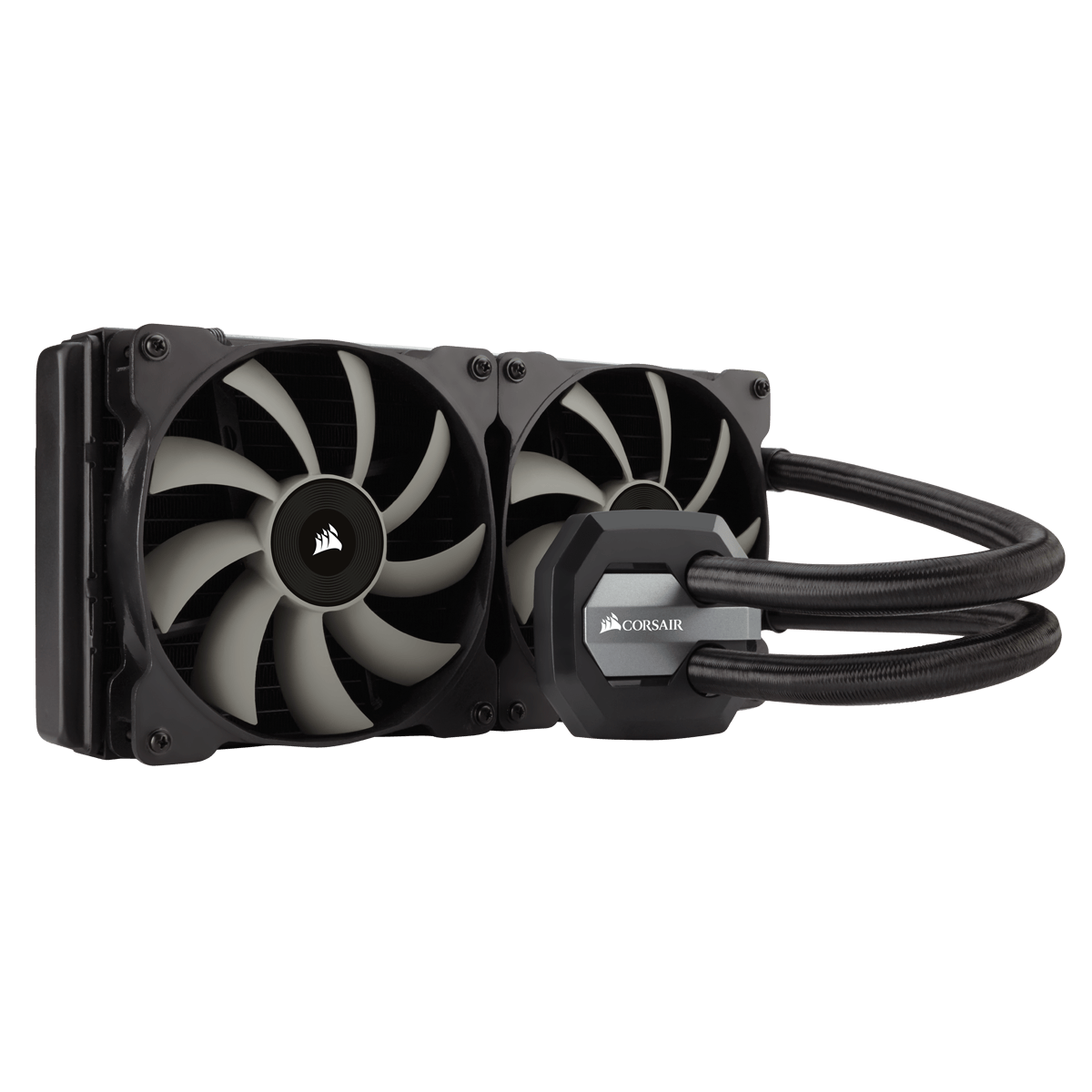 Water cooler Corsair H115i, 280mm, Intel-AMD, CW-9060027-WW