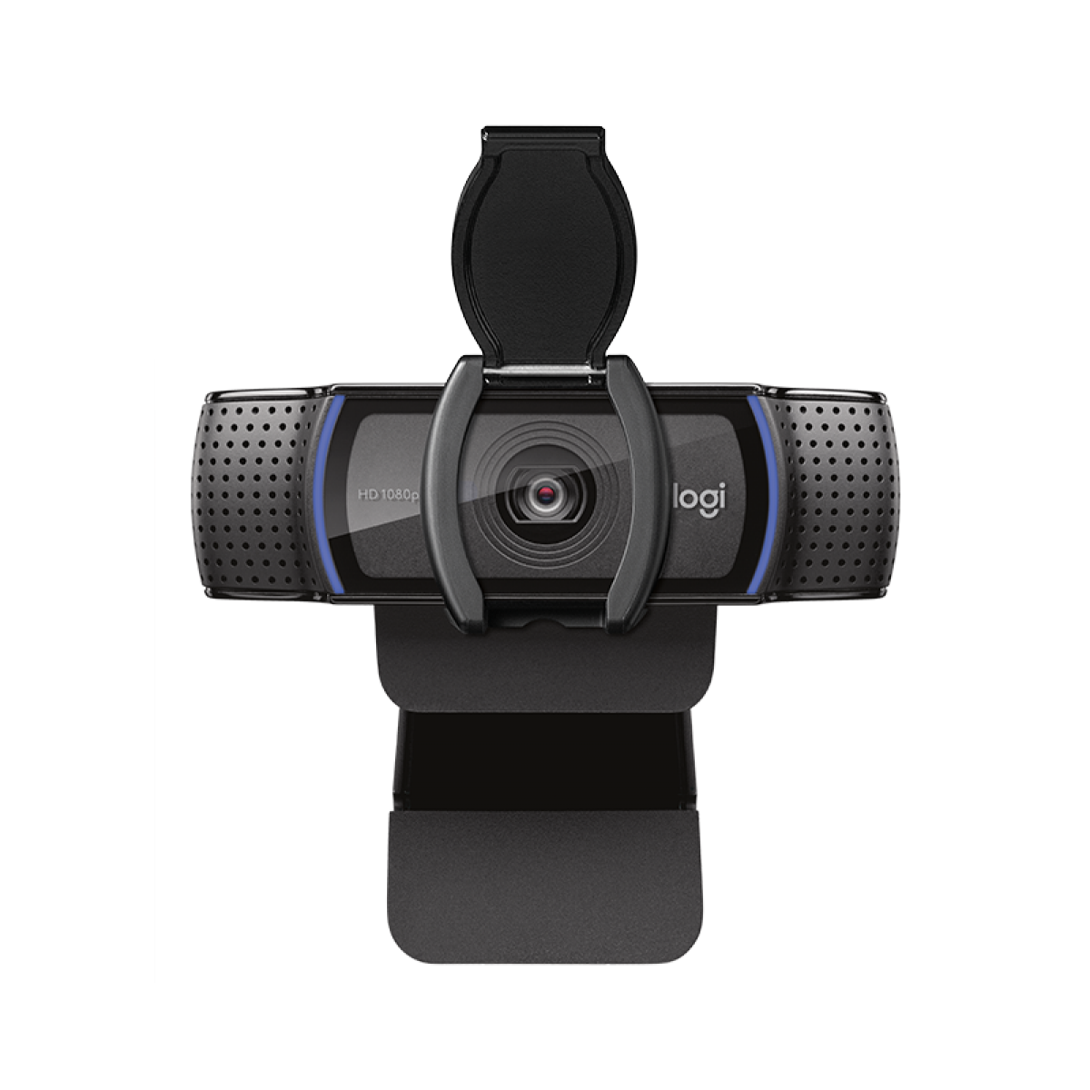 Webcam Logitech, C920S PRO, 15Mp, Full HD, 1080p, 960-001257