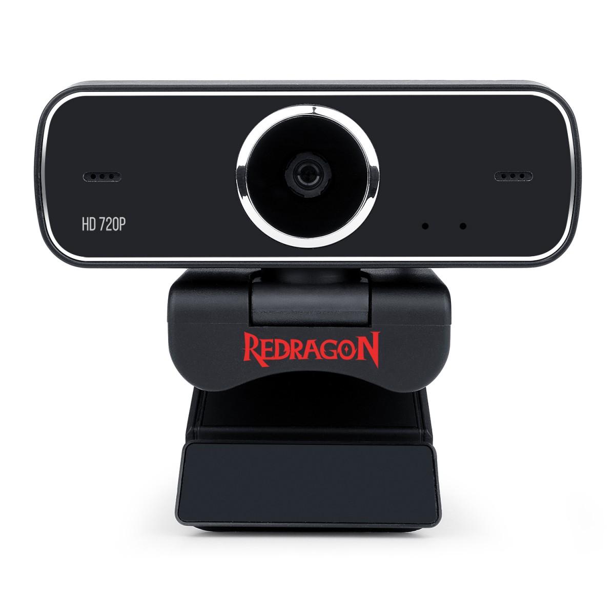 WebCam Redragon Fobos, HD, 720p, GW600