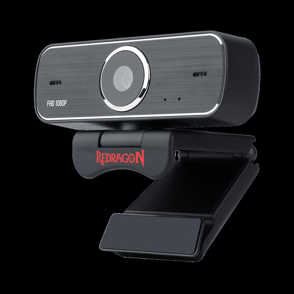WebCam Redragon Hitman, FullHD, 1080p, GW800