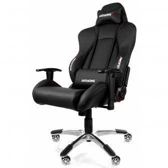 Cadeira Gamer AKRacing V2 Premium, Black, AK-7002-BB