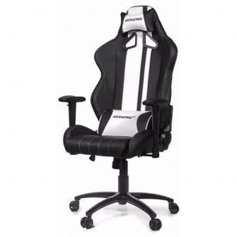 Cadeira Gamer AKRacing Rush, White, AK-RUSH-WT