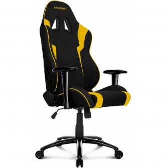 Cadeira Gamer AKRacing Wolf Yellow 10255-3