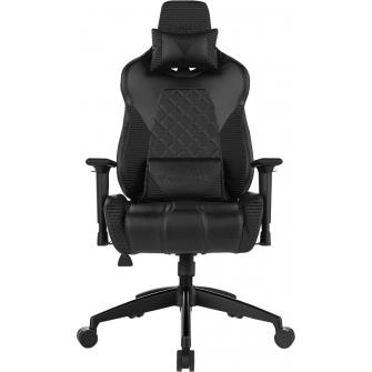 Cadeira Gamer Gamdias Achilles RGB E1 L, Black, GD-ACHILLESE1LB