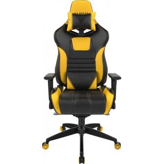 Cadeira Gamer Gamdias Achilles RGB M1A, Black-Yellow, GD-ACHILLESM1ALBY